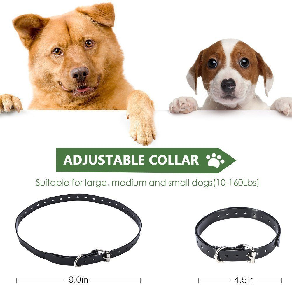 Youthink Wireless Dog Fence Reciever Collar Invisible Dog Fence Collar All Dogs 1090lbs You Can Get More Details By Dog Shock Collar Wireless Dog Fence Dogs