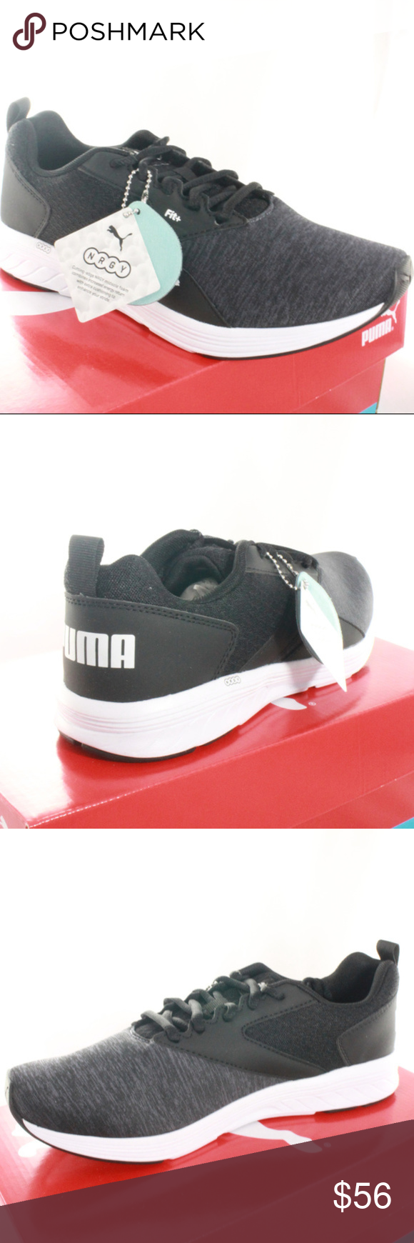 b5d3ef90fb1 CLEARANCE PUMA NRGY Comet Blck Unisex Running Shoe All new running shoes