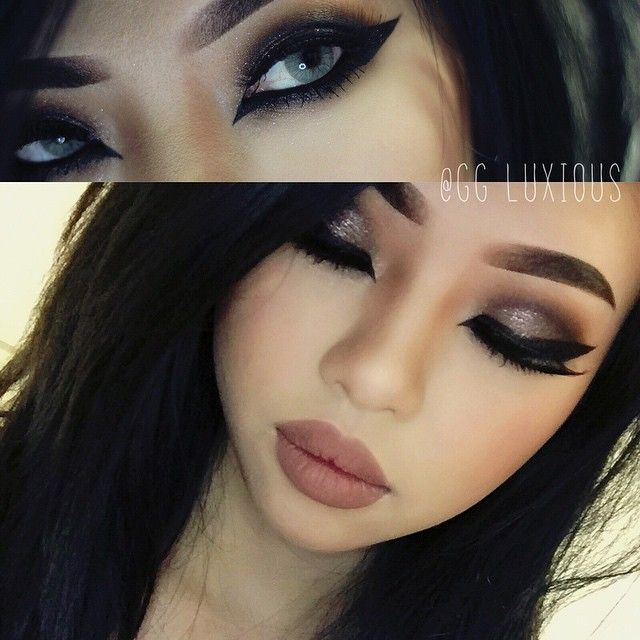 Kiss Makeup Looks: Instagram Post By GIGI NG. (@gg_luxious)