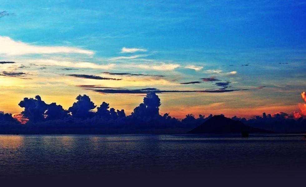 Manado, North Sulawesi, Indonesia.