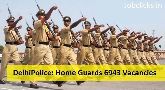 Delhi Police Recruitment 2020 Apply 649 Head Constable Vacancies