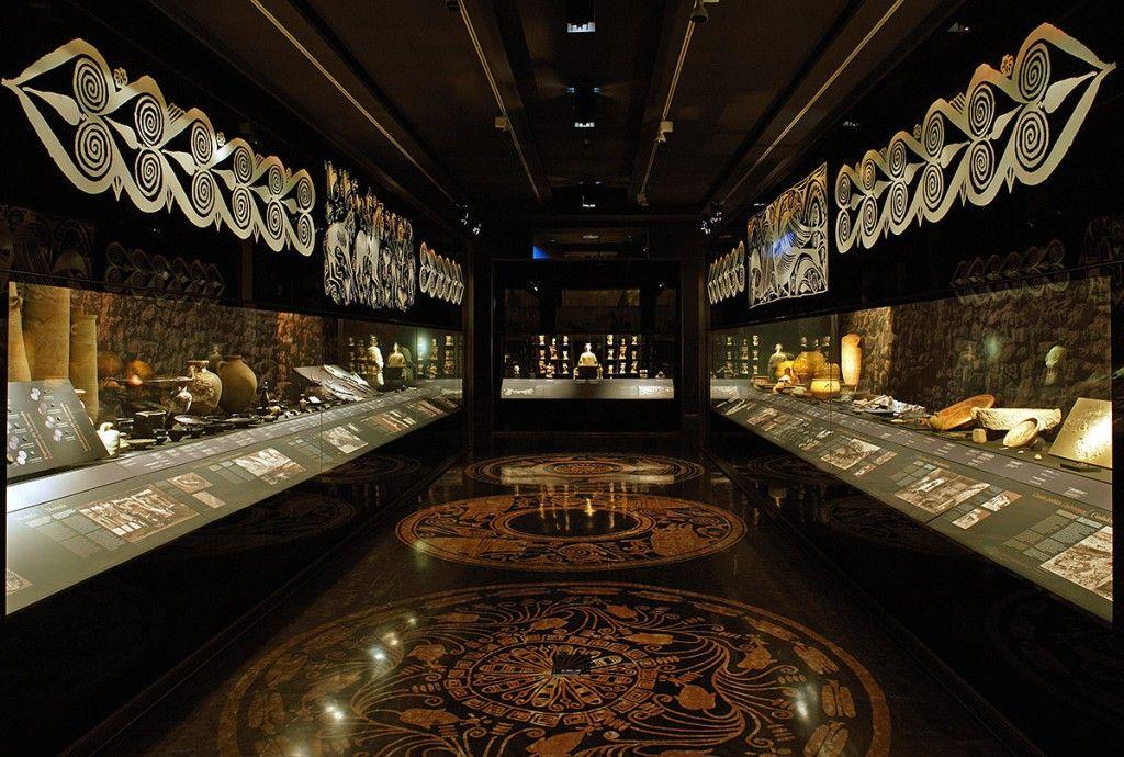 Alicante's Archaeological Museum in Alicante