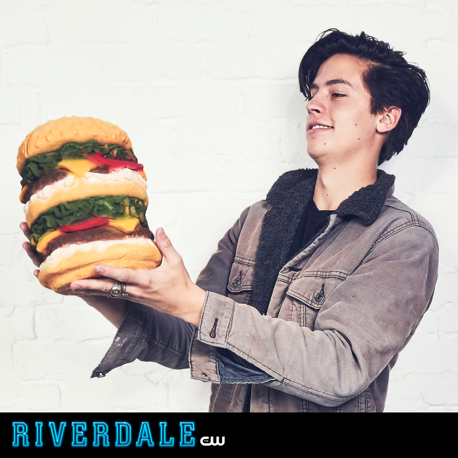 Archie Riverdale Wallpaper: Classic Jughead. See How Cole Sprouse Becomes The Comic