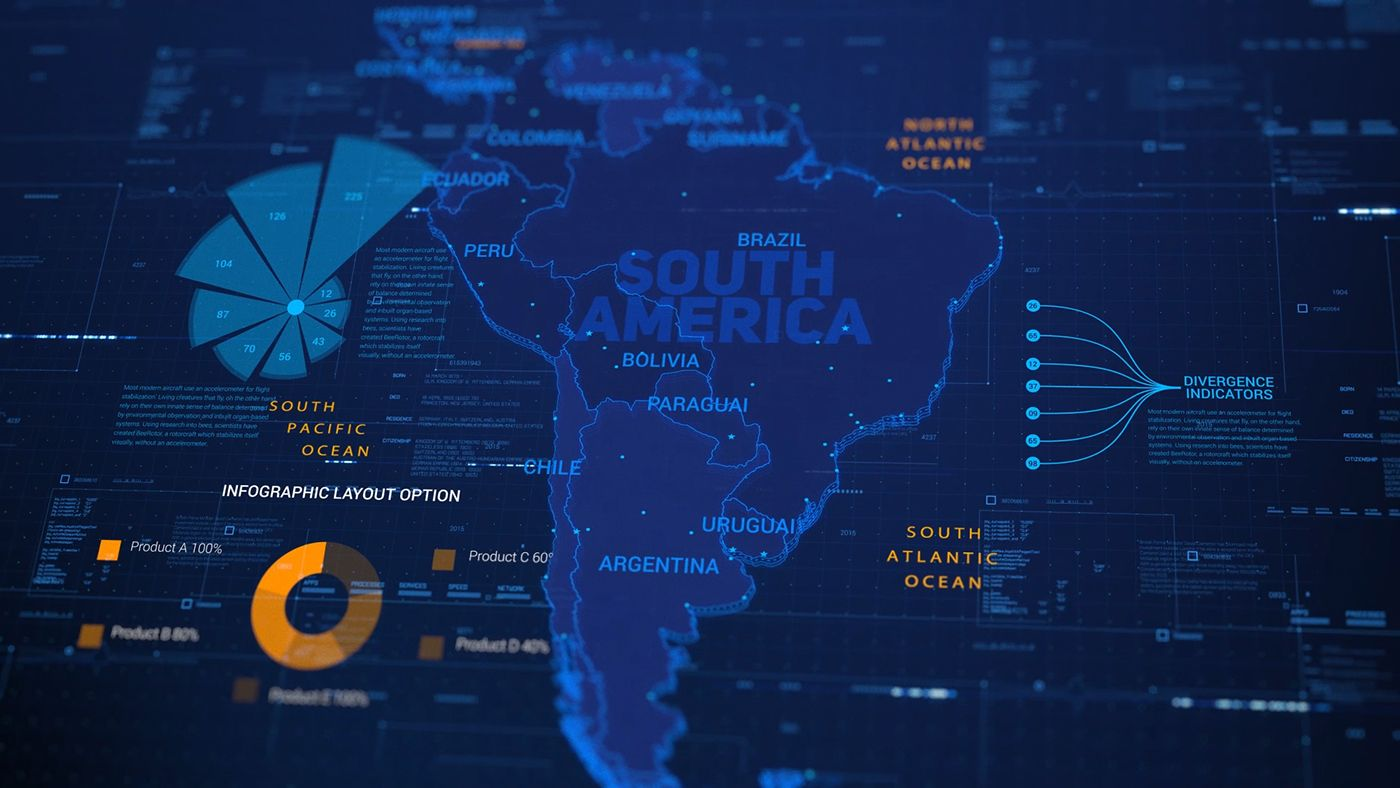Buy Broadcast Maps Package by on VideoHive