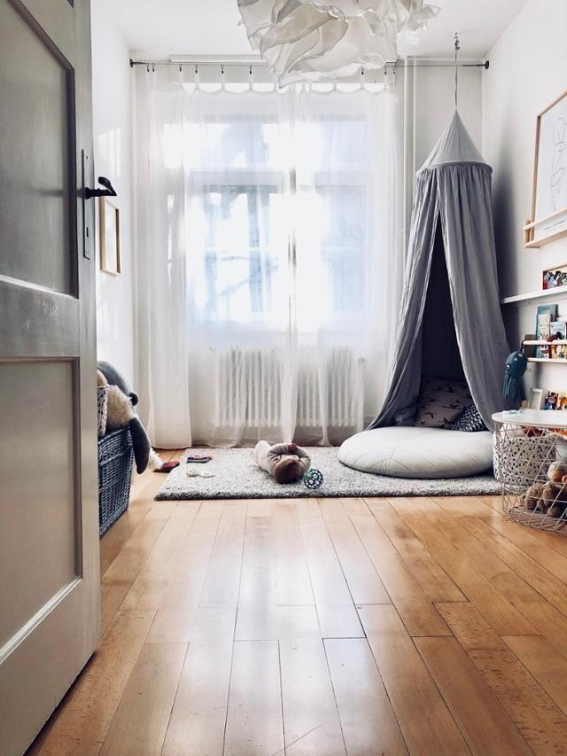 Kinderzimmerliebe! Bei SCHIMIwohnt wird es auch für die Kids