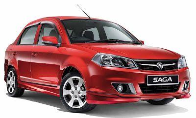 Harga Dan Spesifikasi Mobil Proton Saga Mobil Mobil Baru Saga