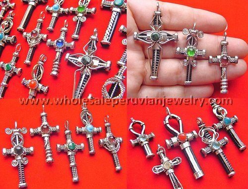 Cross pendants pendants wholesesale peruvian jewelry pinterest cross pendants aloadofball Choice Image