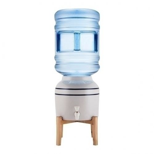 Ceramic Bottled Water Dispenser With Stand 900114 1 Water Dispenser Gallon Water Bottle Water Coolers