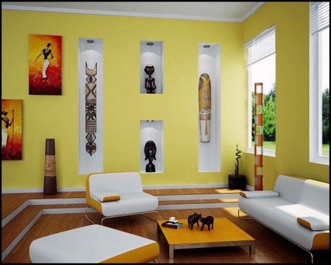 Let Your Living Room Stand Out With These Amazing Ideas for African ...