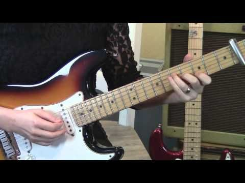 The Smiths-This Charming Man-Guitar lesson   music know how ...