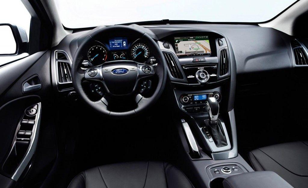 2014 Ford Focus Se Sedan Ford Ford Focus Sedan Ford