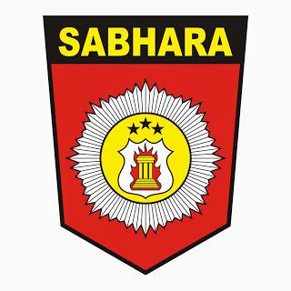Logo Samapta Bhayangkara Sabhara Vector