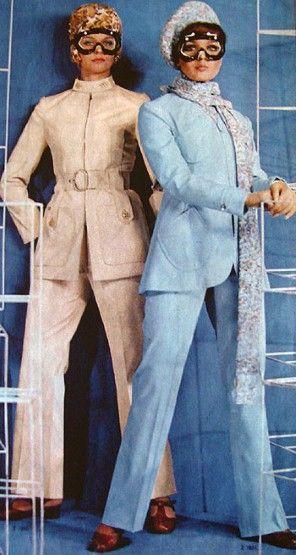 BARTLETT- Czeckoslovakian Fashion 1970-80s