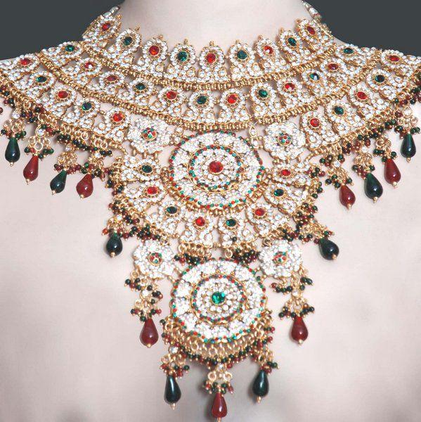 indian jewelry online indian jodha akbar design wedding jewellery set