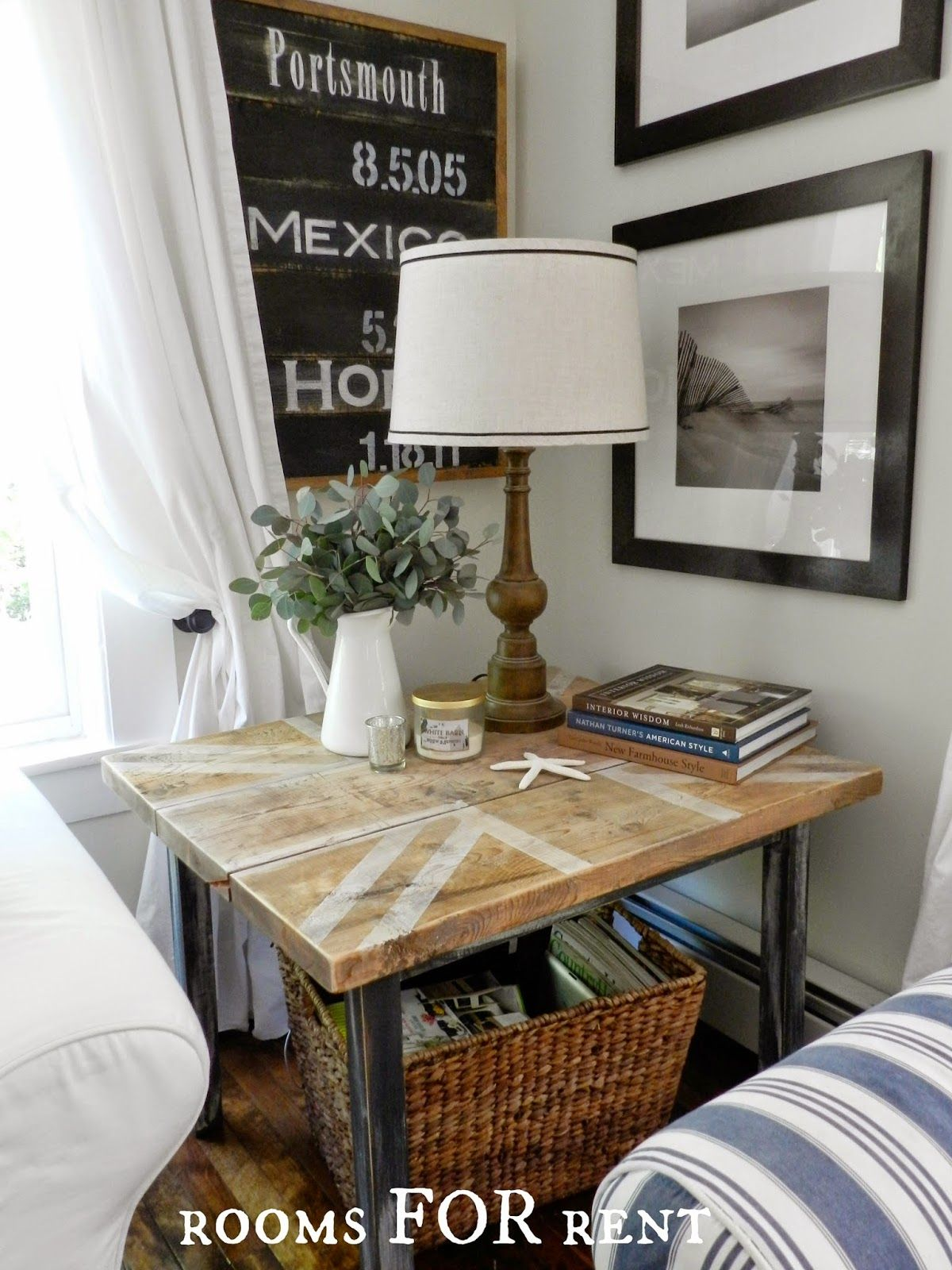 rooms FOR rent~: Summer Home Tour {2014} | ideas muebles | Pinterest ...