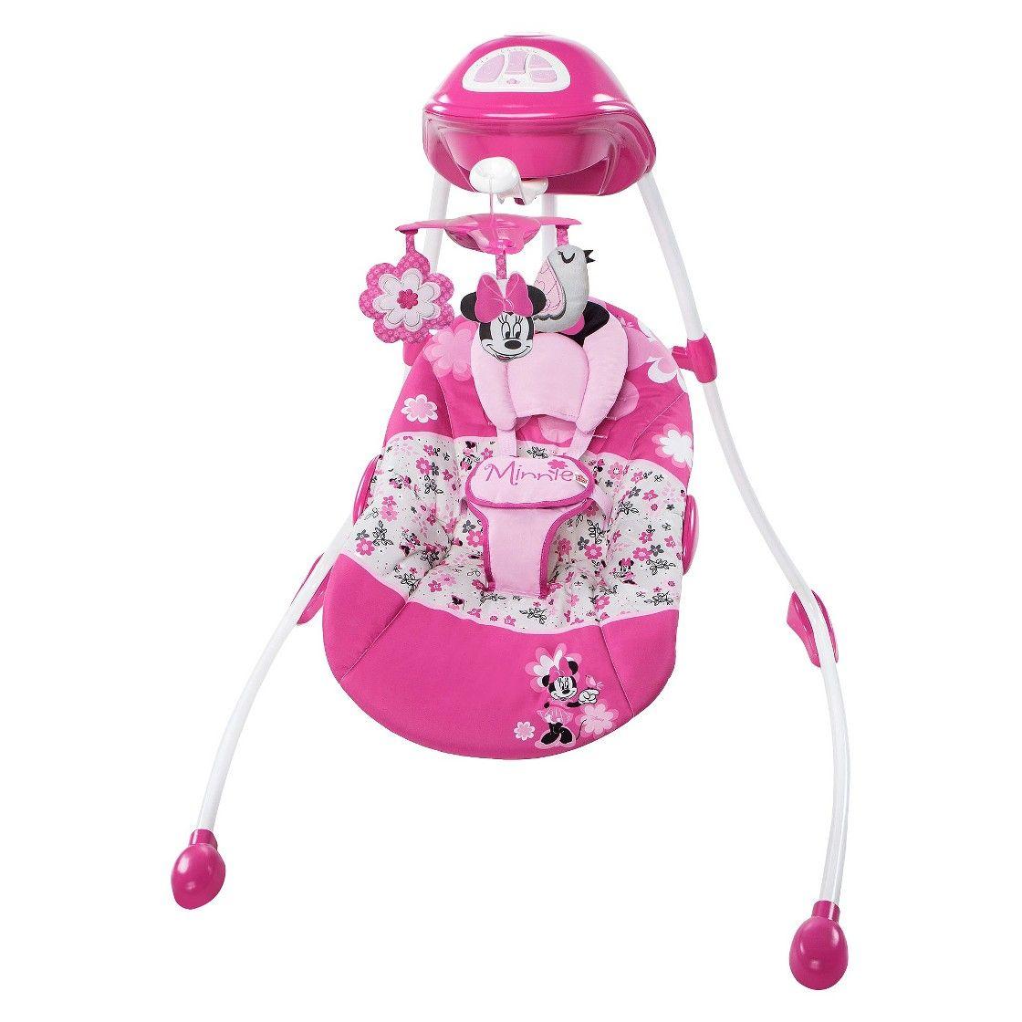 Disney minnie garden delights swing pink stuff to buy