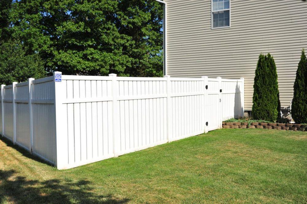 Vinyl Fencing Nj Installation Amp Repair Carl 39 S Fencing Decking And Home Improvements Vinyl Fence Fence Home Improvement