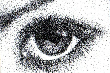 Draw With Dots With Images Stippling Art Dotted Drawings