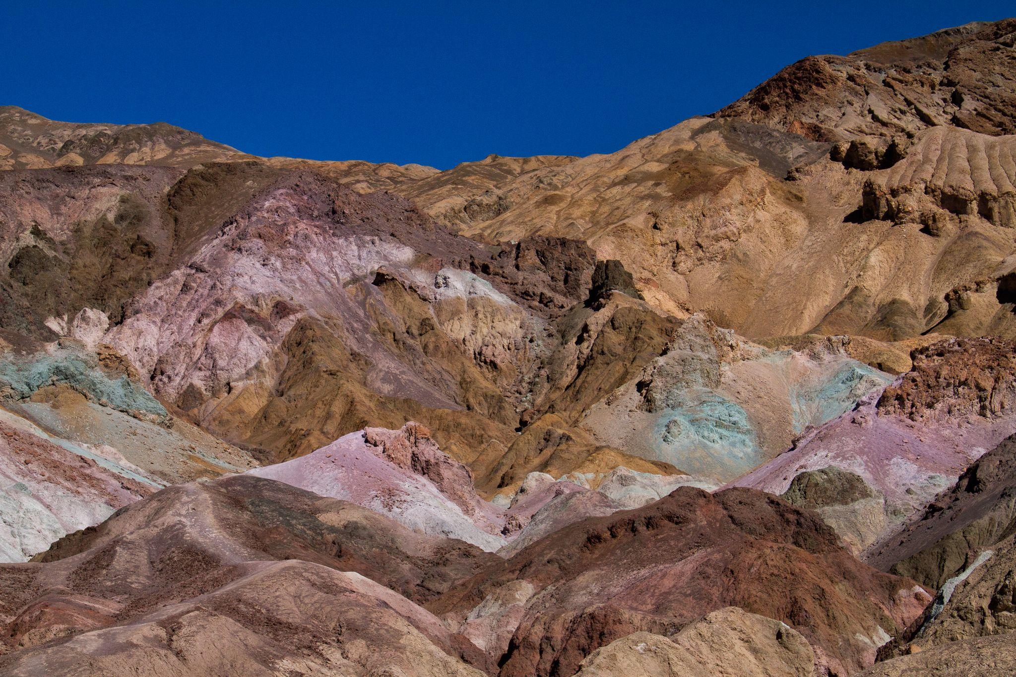Artist's Pallet Death valley, Death valley national park