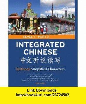 Integrated chinese level 1 part 2 simplified character textbook integrated chinese level part 2 workbook simplified character chinese editiontao chung yao fandeluxe Image collections
