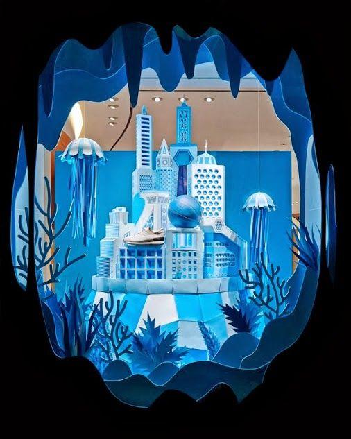 Atlantis  #Illustration Arts