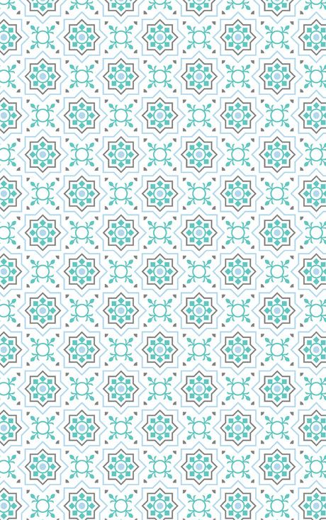 Spice up your mobile or desktop backgrounds with these free digital  wallpapers, featuring our Vintage Tile patterns!