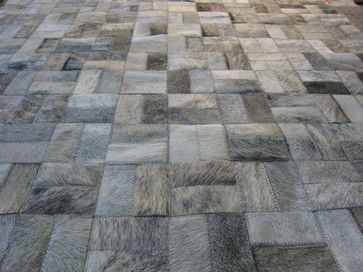 Cowhide Patchwork Rugs