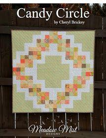 Moda Bake Shop: Candy Circle Quilt