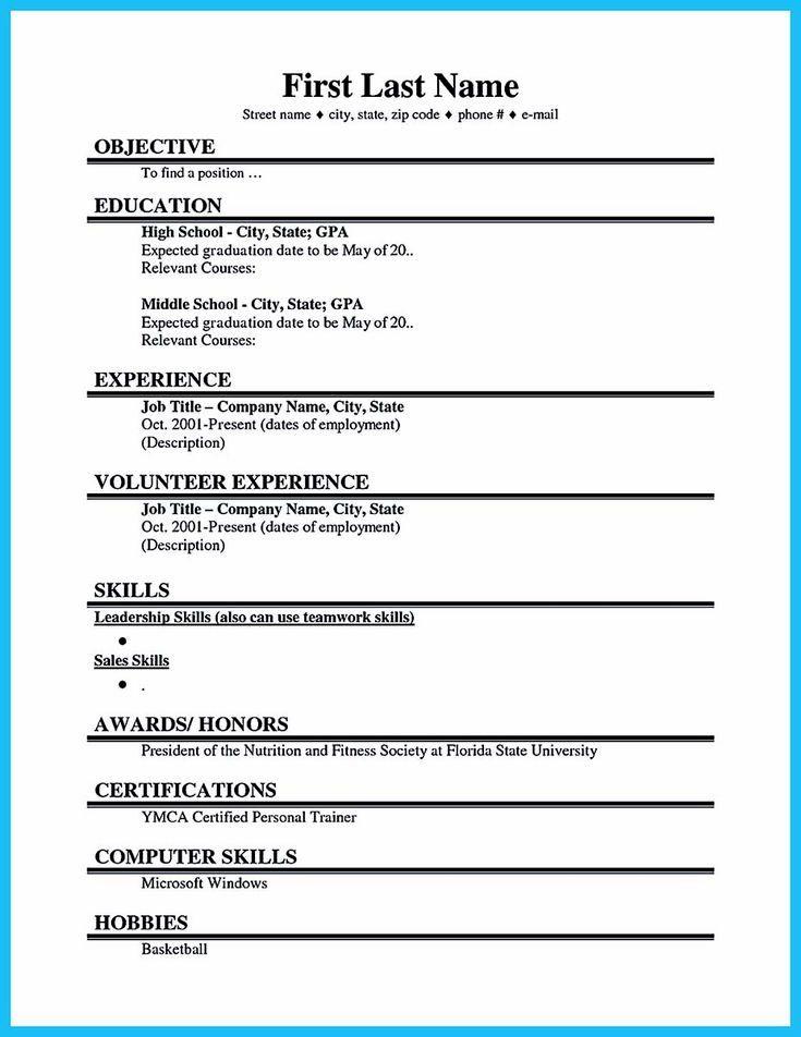 Nurse Resume Picture Tag Easyjob