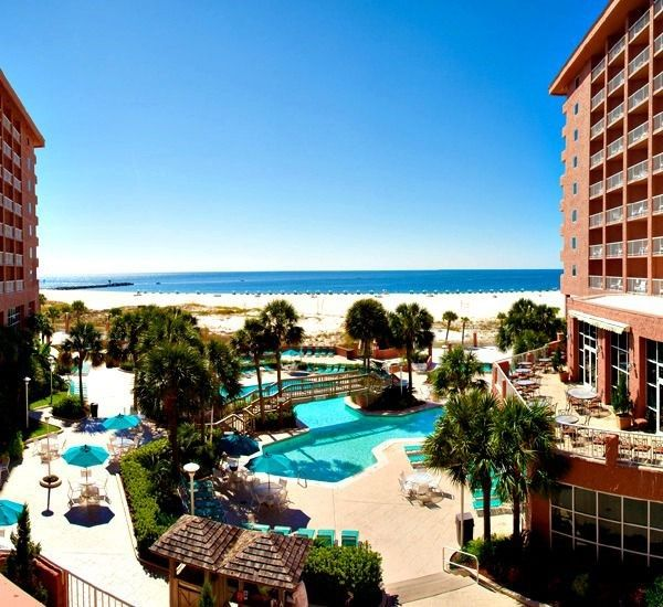 Perdido Key Hotels: Perdido Beach Resort In Orange Beach Alabama