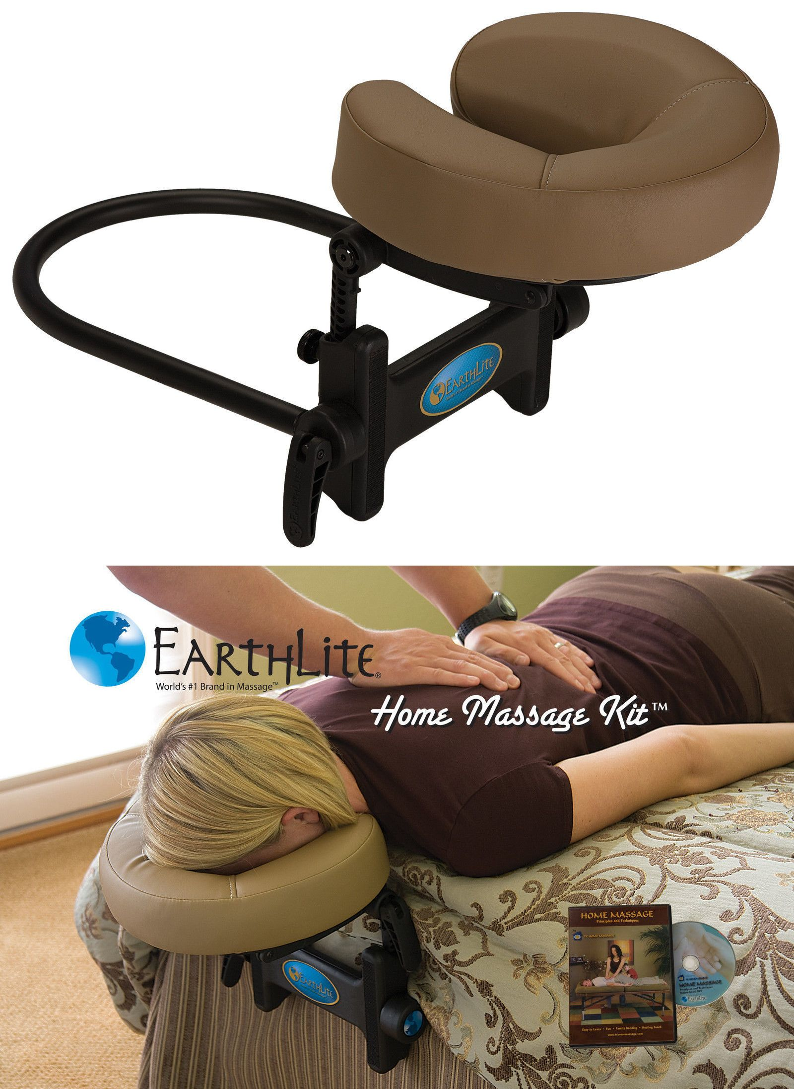 Other Massage Equipment and Accs Earthlite Home Massage Kit