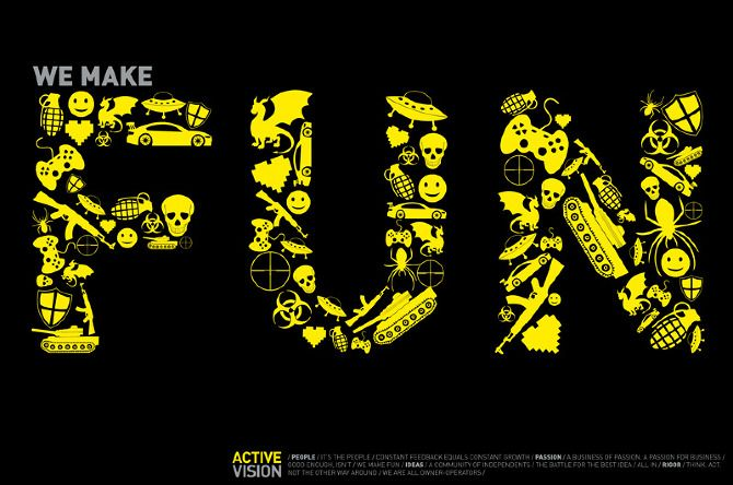 activision poster  Activision Poster | Poster Inspiration | Poster