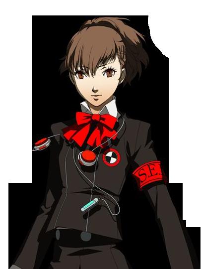 Persona 3 Portable Female Protagonist  | Persona 3