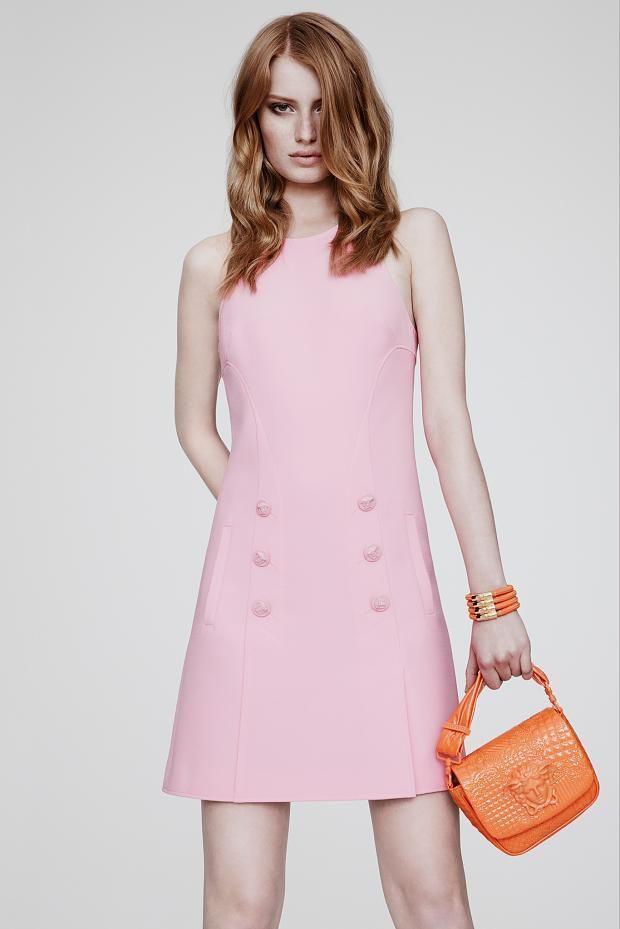 Versace Resort 2014 | Pinterest | Vestiditos, Costura y Ropa