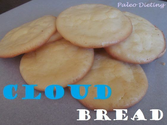 Cloud Bread #PaleoDieting
