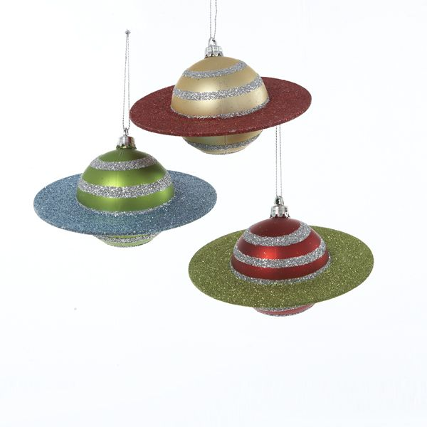 science christmas ornaments