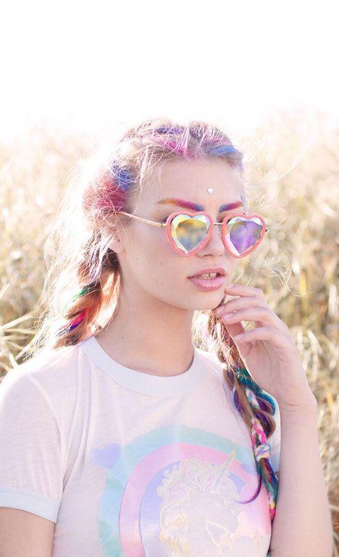 Bb In 2019 Hp Luna Lovegood Heart Shaped Glasses Glasses Cool