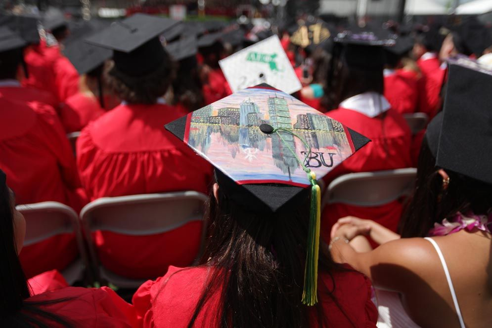 Bu Graduation 2020.Heady Thoughts About Commencement Boston University Grad