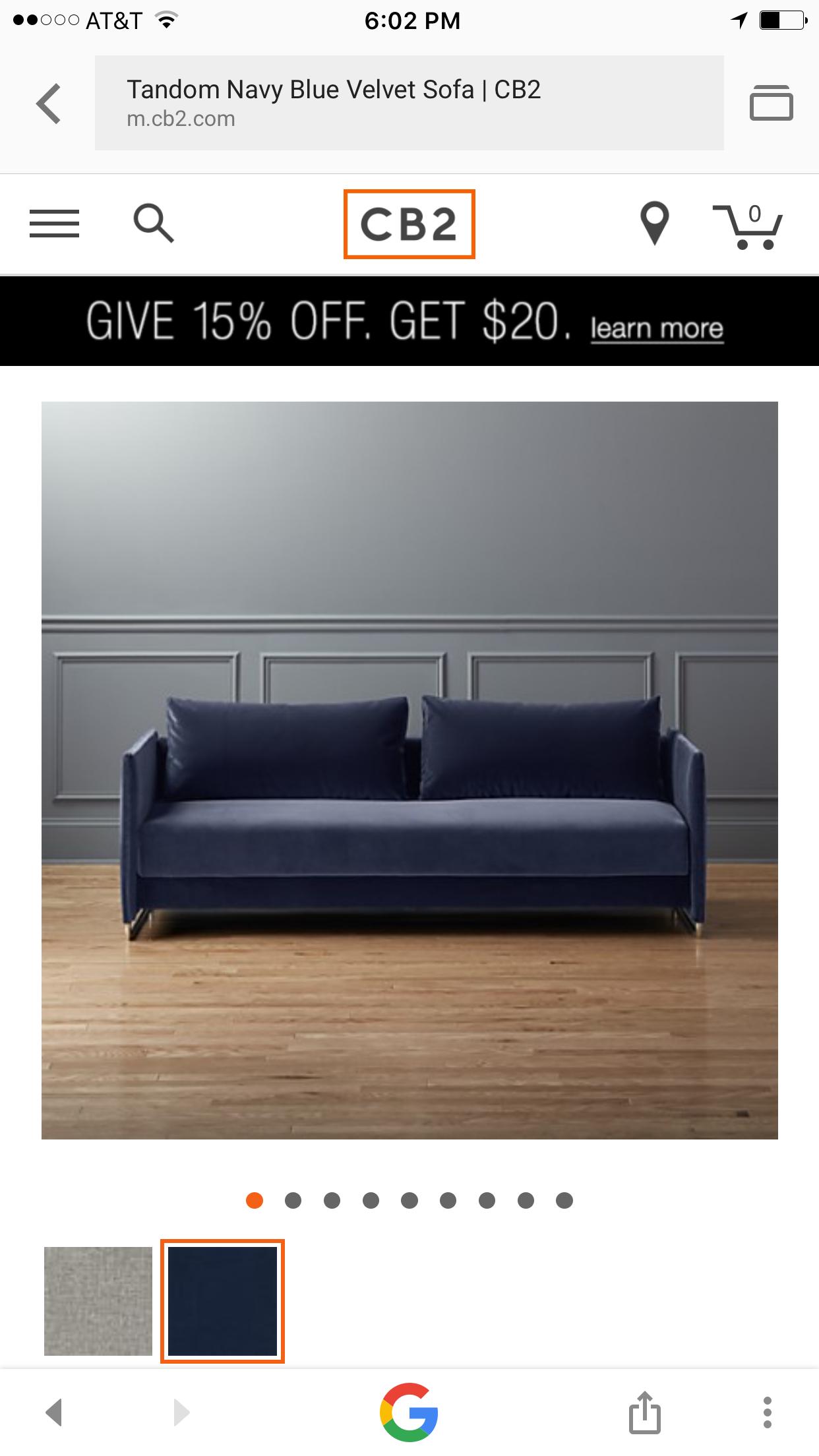 Cb2 Tandom Sleeper Sofa Spent Days Researching Sofas That Flip