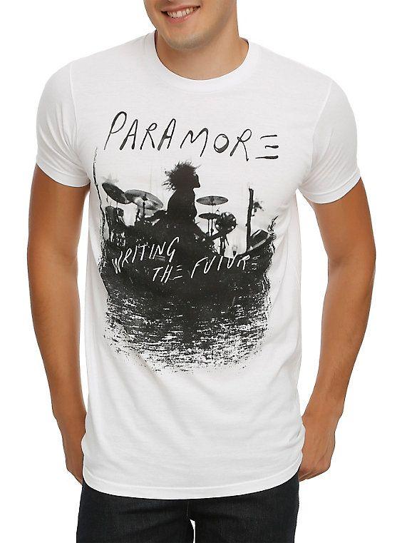 b554bb05705d Paramore Writing The Future T-Shirt