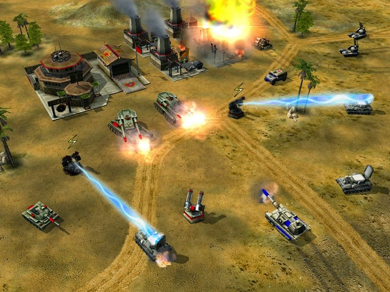 download game command and conquer generals zero hour portable