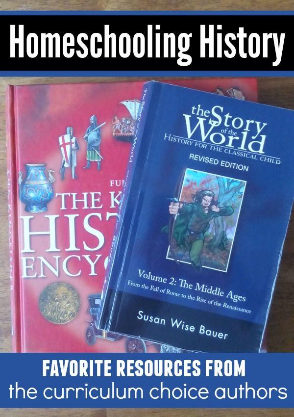 Homeschool History Curriculum Homeschool Curriculum And History