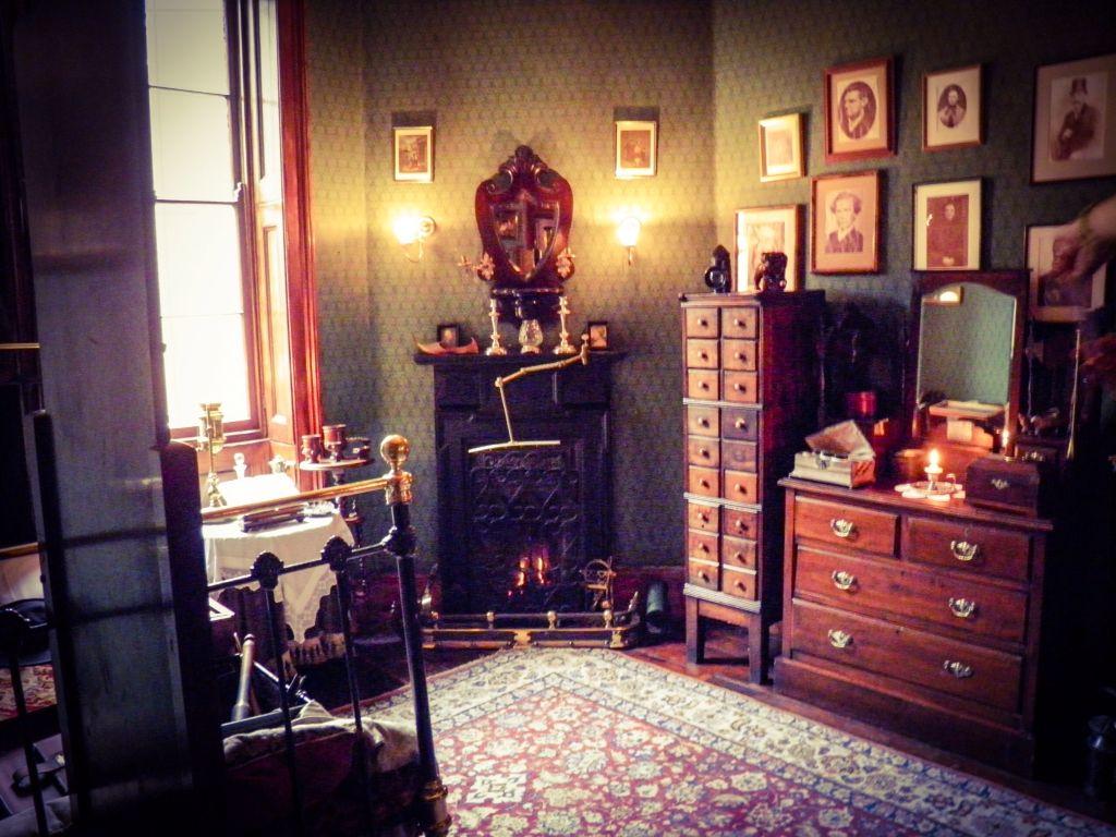 Casa museo de sherlock holmes en londres criminolog a - Casa de sherlock holmes ...