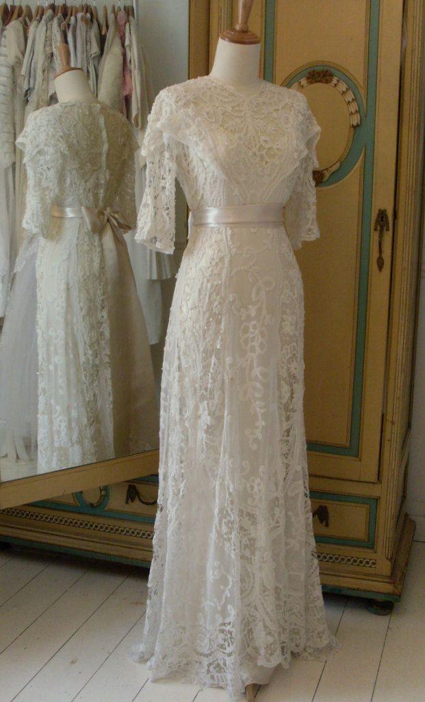 27+ Edwardian wedding dress ideas