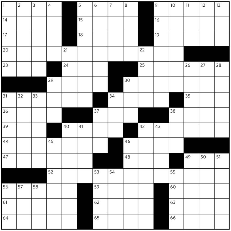 The Gopher Crossword  Just For Fun