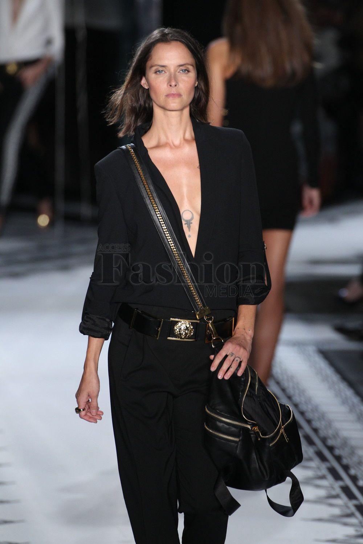 S/S Versace x Vacarello 2015. | Martine day | Pinterest ...