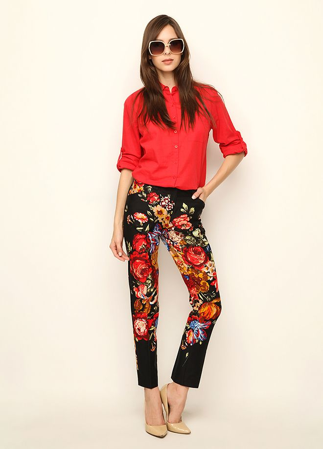 Love the trousers