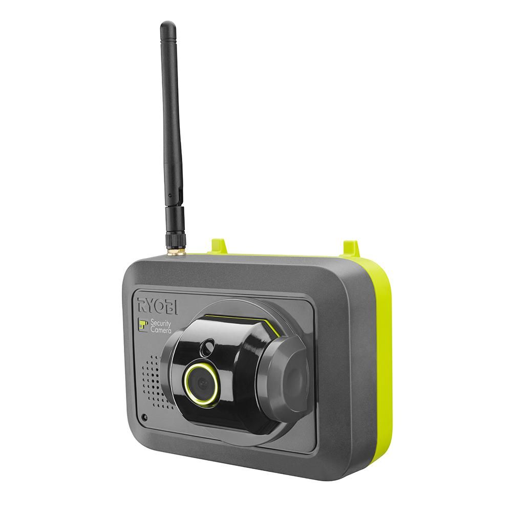 Security Camera Accessory With Compact Lithium Battery Products Security Camera Wireless Security Cameras Garage Door Opener App