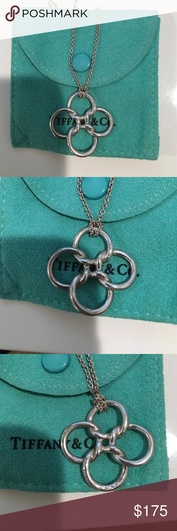 Tiffany co elsa peretti quadrifoglio pendant elsa peretti tiffany co elsa peretti quadrifoglio pendant mozeypictures Gallery