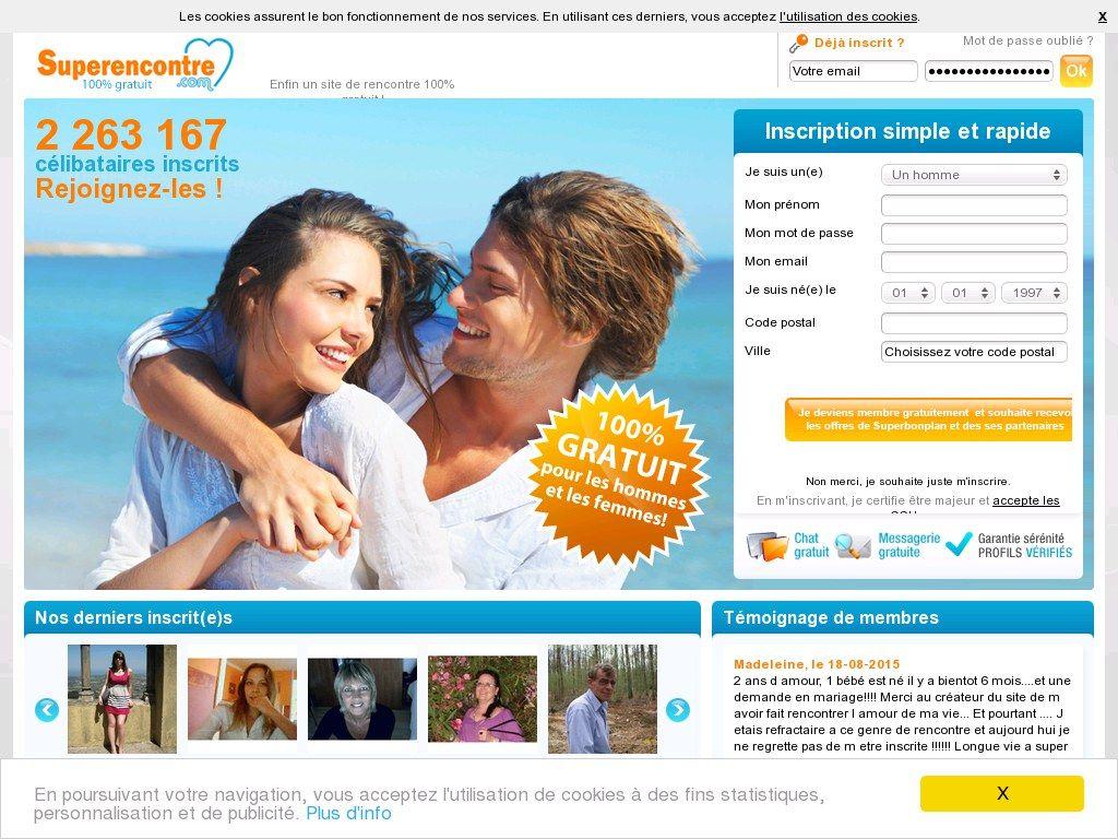 Site de rencontre freemeet